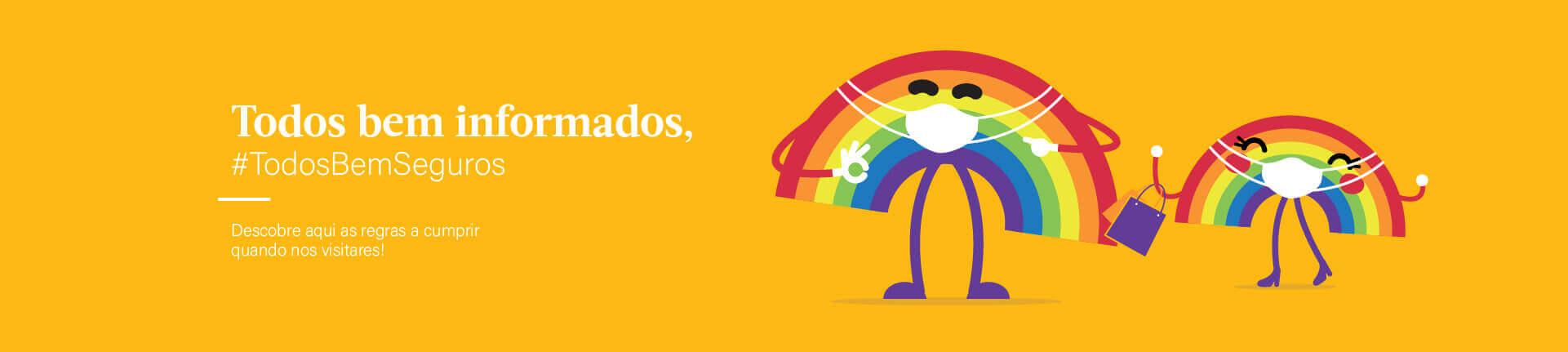 #TodosBemSeguros | Medidas Covid-19