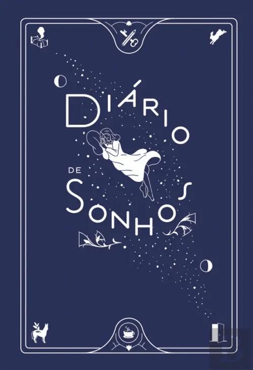 capa do livro diário de sonhos